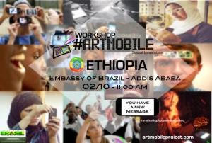 ARTMOBILE EXPERIENCE ETHIOPIA